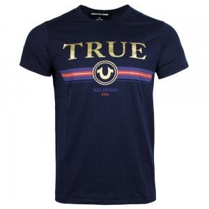 Trucci T-Shirt in Navy