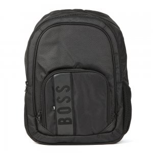 BOSS Kids Rucksack in Black
