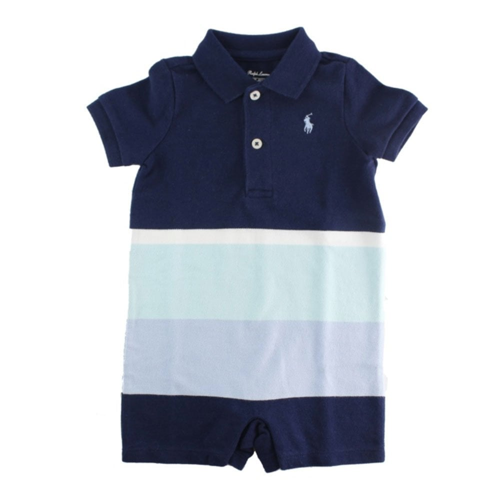 d32dee44a7a95 Ralph Kids Baby Polo Shirt in Navy