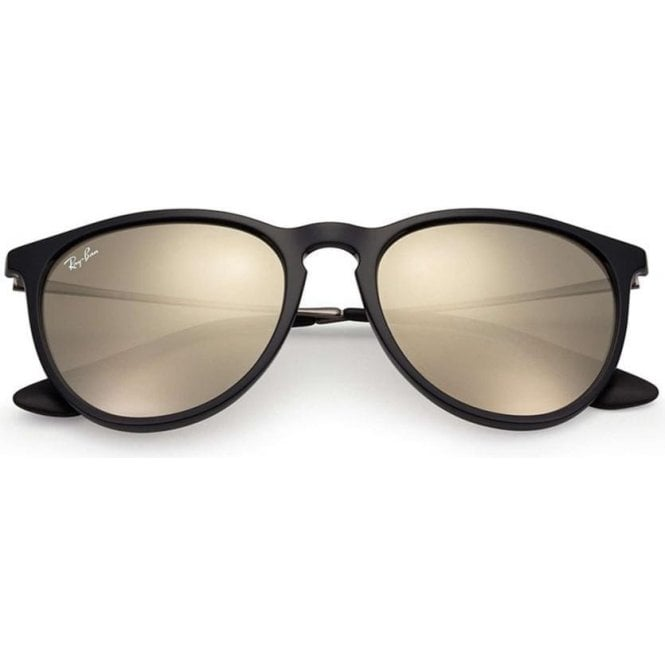 a7124fc7f6 Ray-Ban Erika Polarised Sunglasses in Black