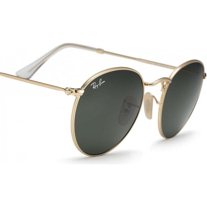 ... coupon code for ray ban round 60s sunglasses in gold d02b0 298c1 fe51d922fd75