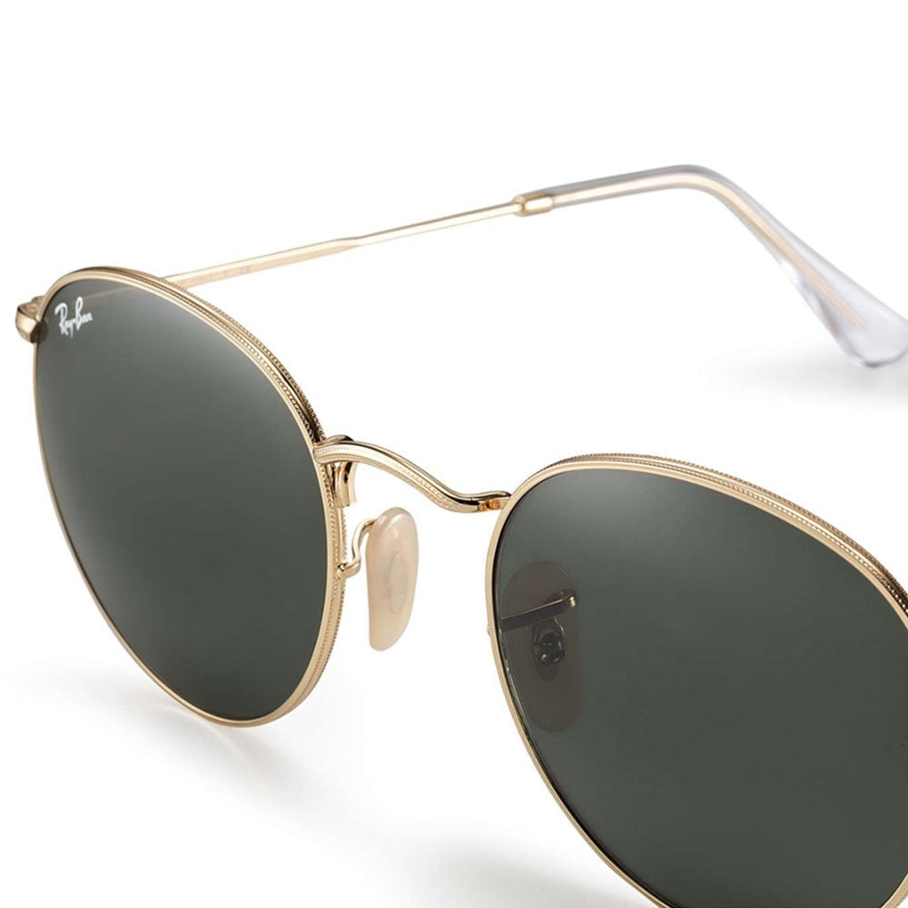 Ray Ban Round Metal Sunglasses