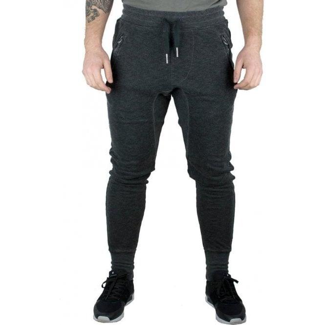True Religion Jogging Bottom Pure Pant In Black 96d50a66d099