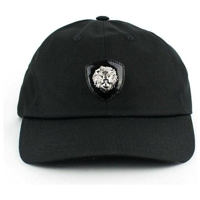 66f8a36d69a Versus Versace Crest Hat in Black