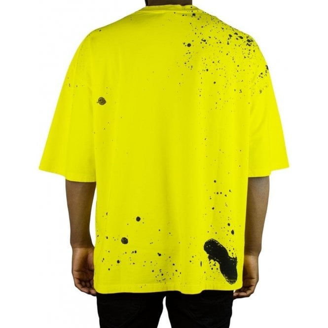 a64a6940 Vivienne Westwood|Vivienne Westwood Baggy Spray T-Shirt in Yellow ...