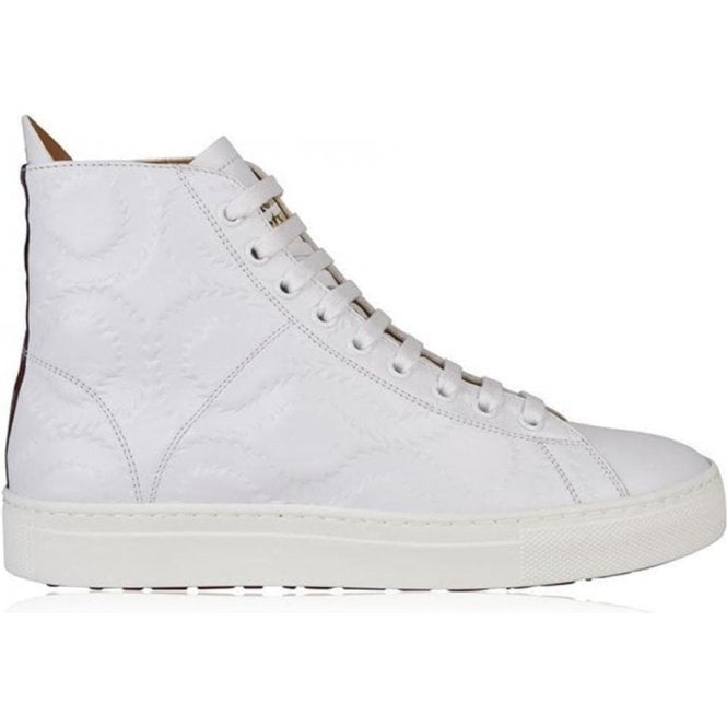 Top Trainers in White|Chameleon Menswear