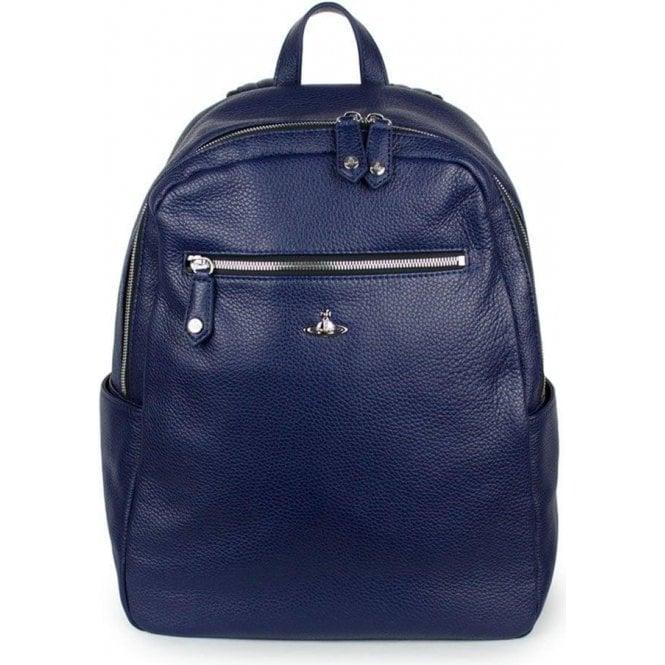Vivienne Westwood Rucksack Bag in Blue b19f2a01300df